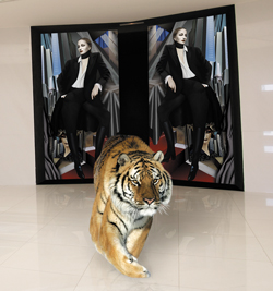 tigre mina